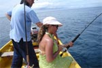 Wahoo Fishing In Panama